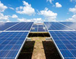 Centrale solaire photovoltaique